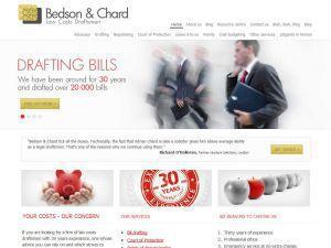 bedsonandchard.com