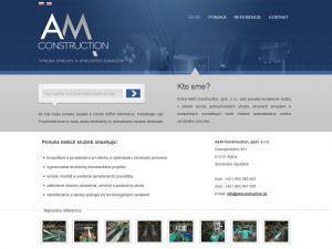 amconstruction.sk